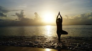 How yoga can make my day better.